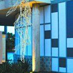 Termina neste domingo a exposição de Carlos Fajardo no Museu Oscar Niemeyer, em Curitiba