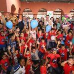 Governo do Estado e governo federal unem esforços para atender público infantil