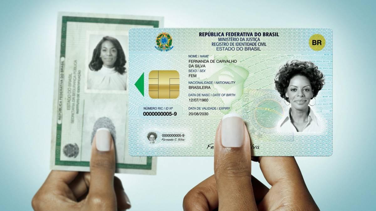 O Tribunal Superior Eleitoral (TSE) está à frente da emissão da Identidade Civil Nacional