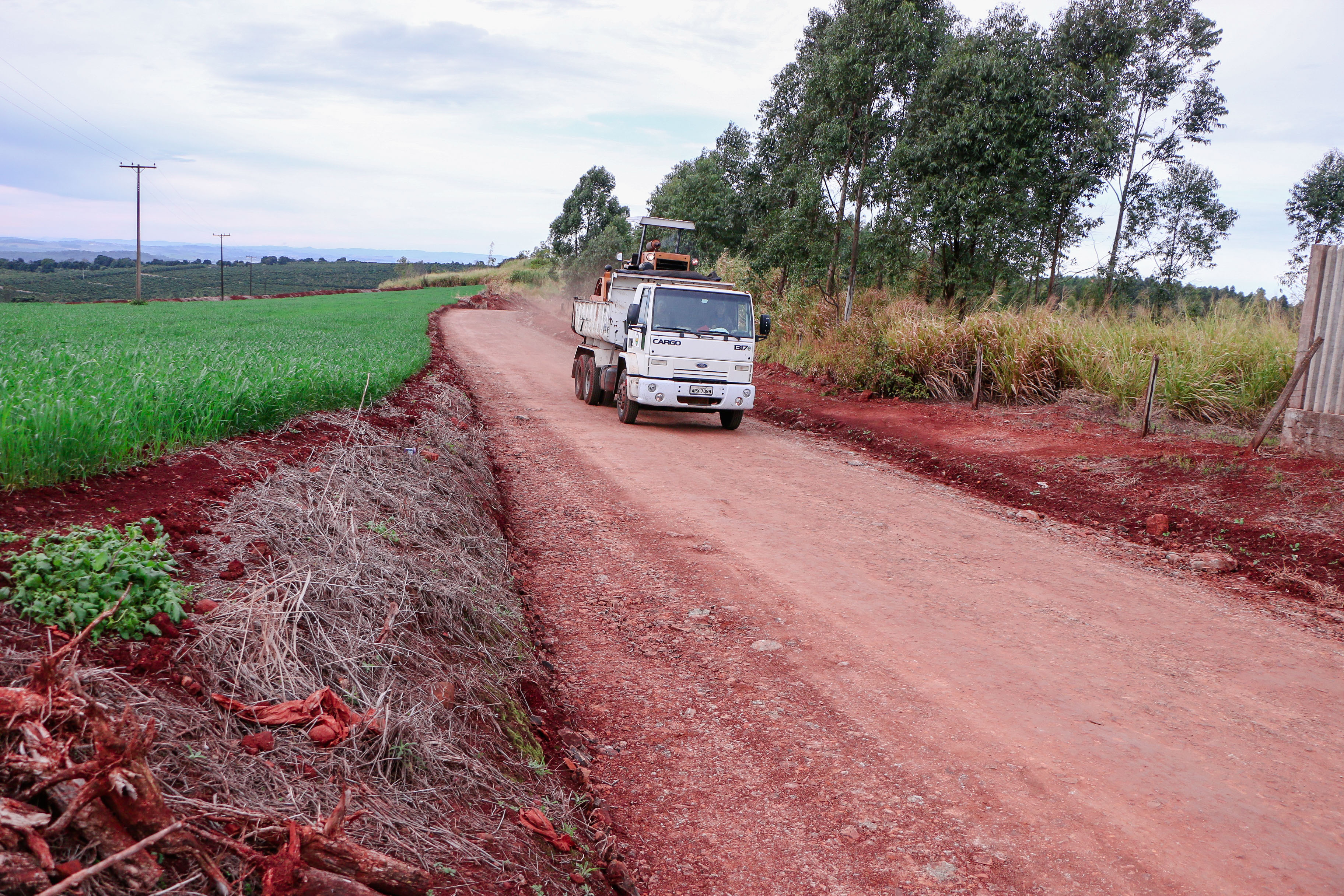 Os novos equipamentos vão substituir os existentes nos poços artesianos localizados nas comunidades rurais do 100 Alqueires e do Bilote. Foto: Edson Denobi