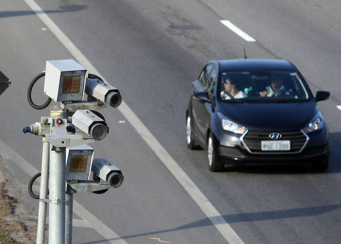 Governo reduz o número de pontos para instalação de radares em rodovias federais