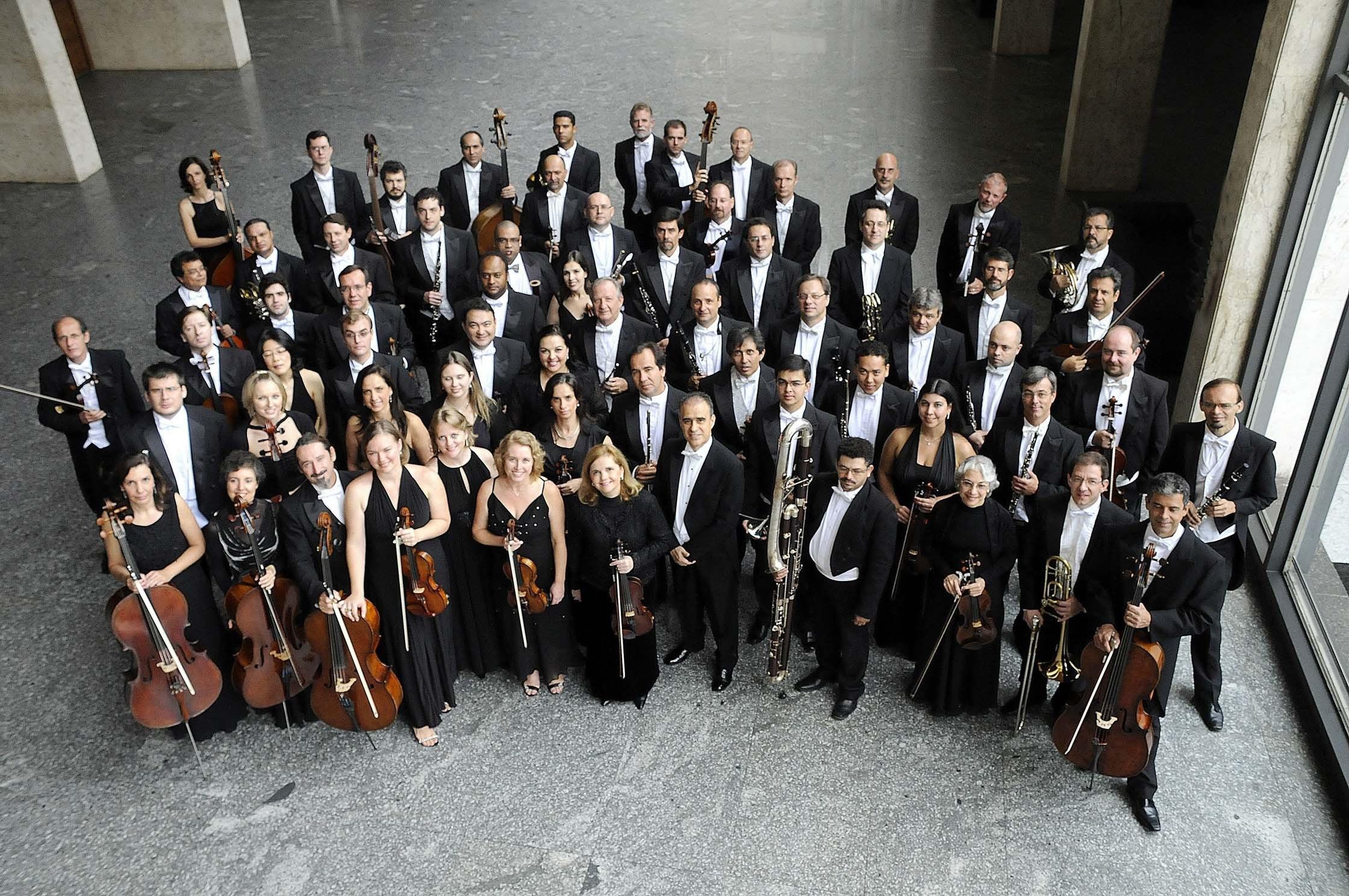 Orquestra Sinfônica do Paraná (OSP).