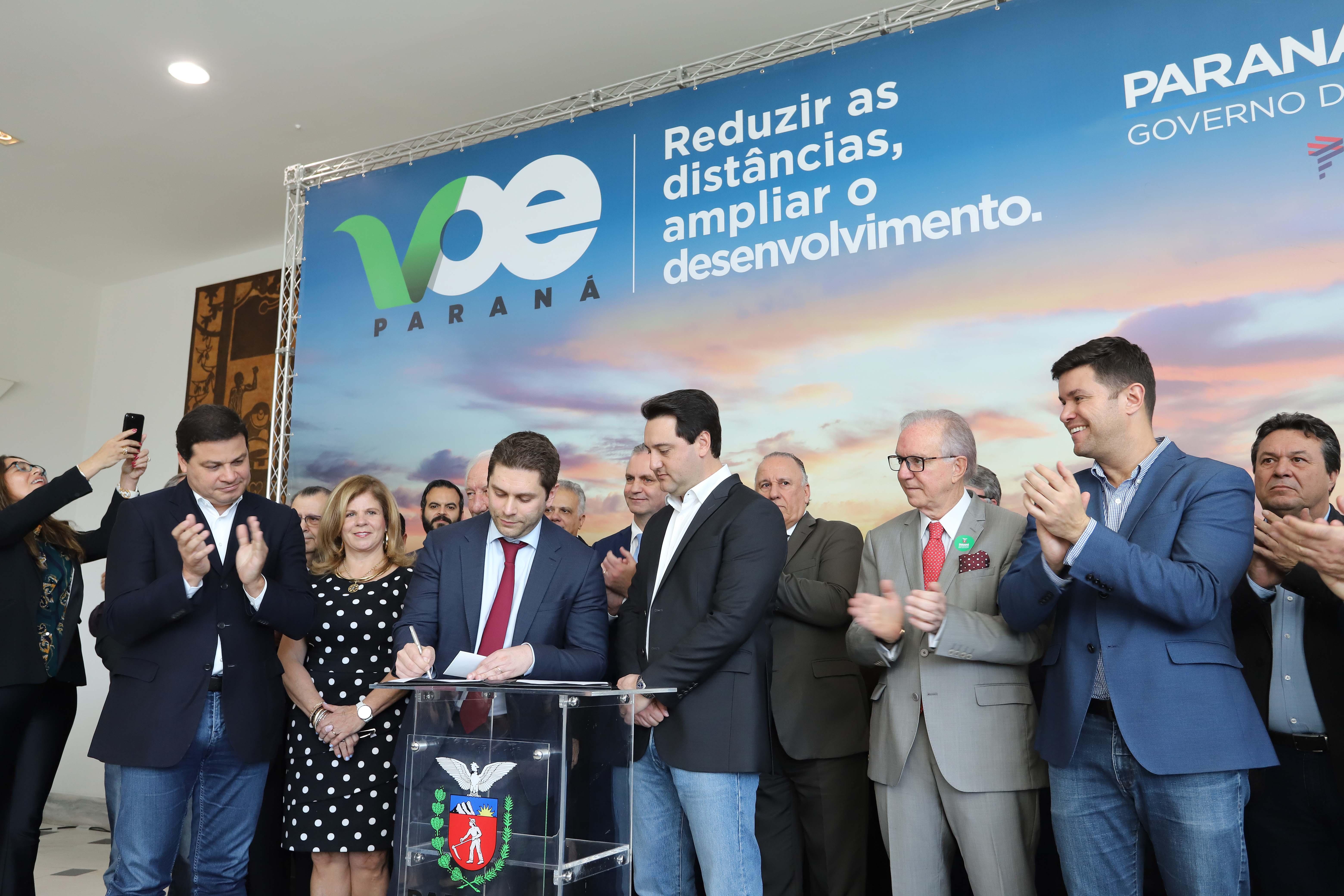 A Latam passa a ofertar novas opções de destino a partir do Paraná