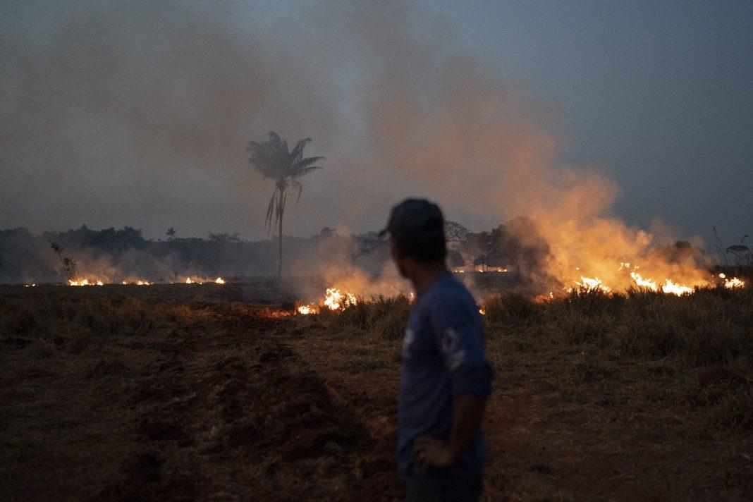 Dia do Fogo na Amazônia será investigado pela PF