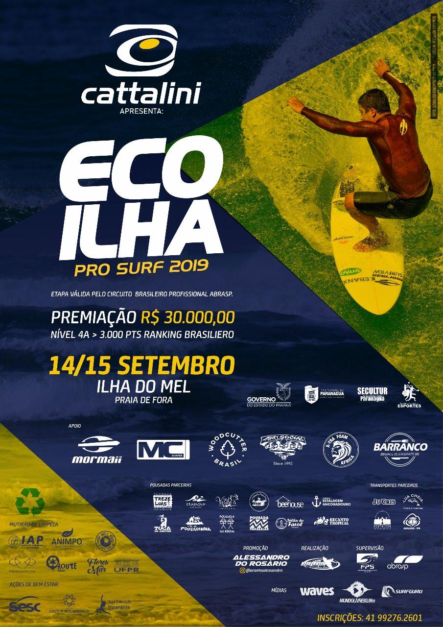 Apresentado pela empresa Cattalini Terminais Marítimos, o campeonato vai reunir competidores de todo o Brasil.
