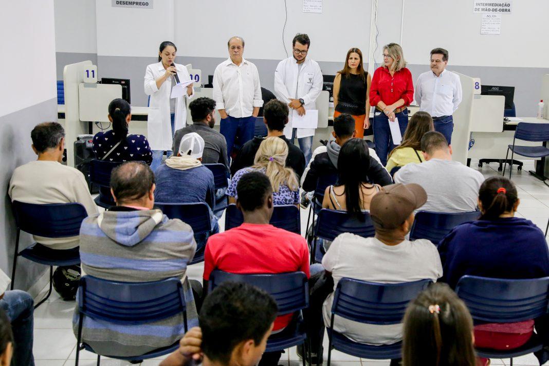 Neste ano, 127 pessoas com deficiência foram empregadas por meio da agência. Foto: Aldemir de Morais/PMM