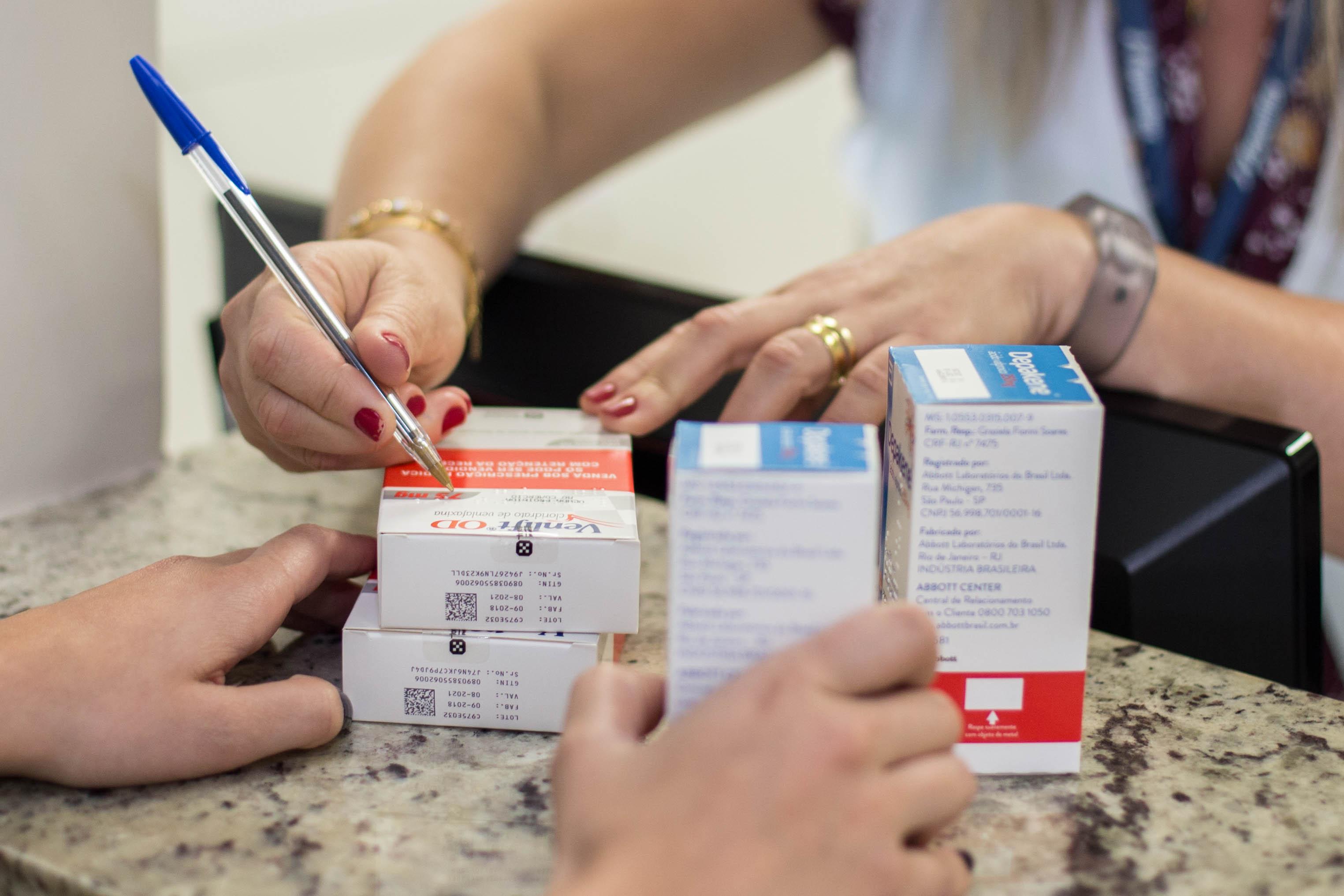 A Unidade Básica de Saúde (UBS) Olímpico passa a ser um dos 12 pontos de retirada de medicamentos controlados. Foto: Vivian Silva/PMM