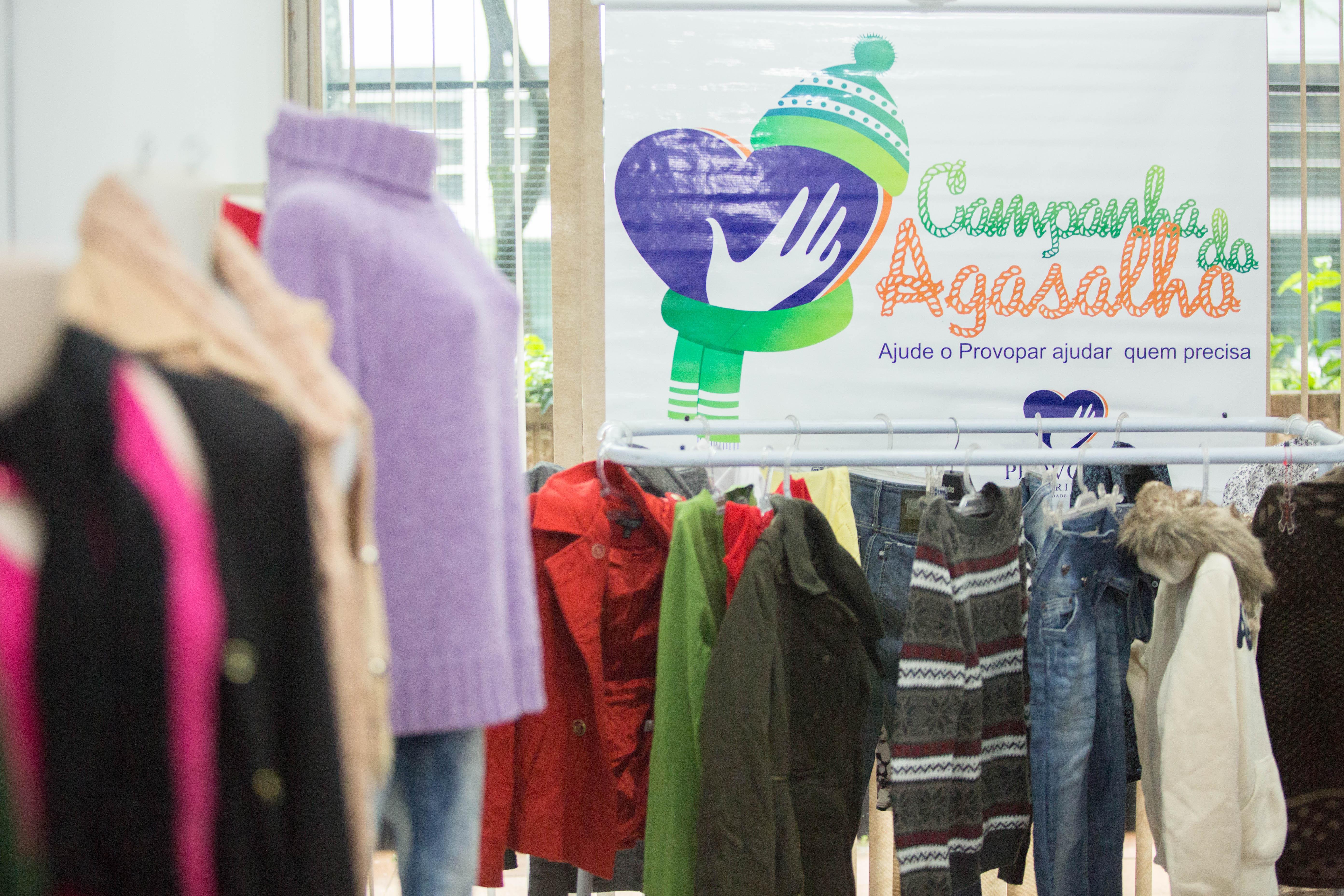 Vamos ajudar o Provopar a ajudar quem precisa. Foto: Vivian Silva/PMM