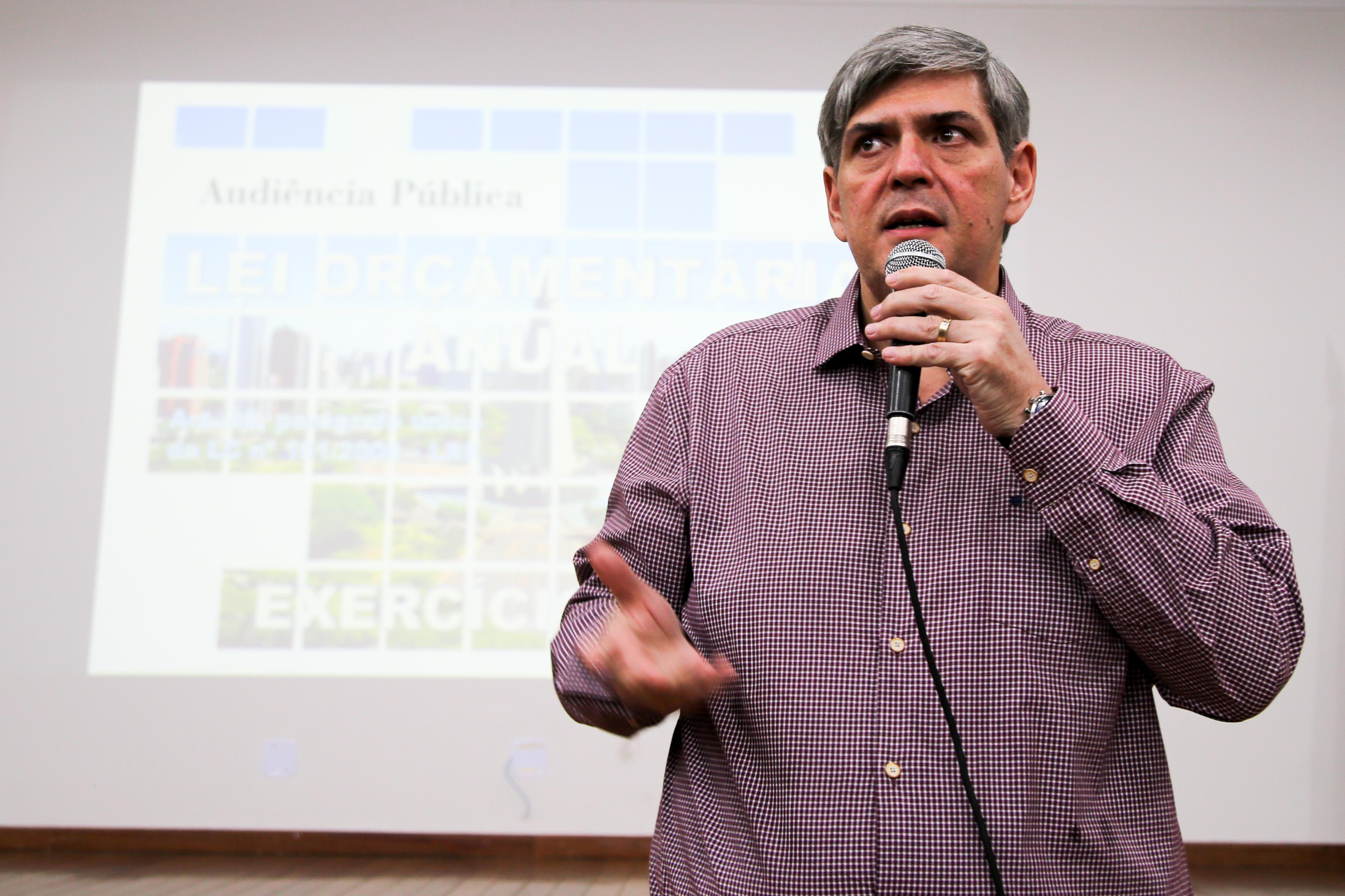 Orlando Chiqueto: a prioridade varia para cada pessoa. Foto: Aldemir de Moraes/PMM