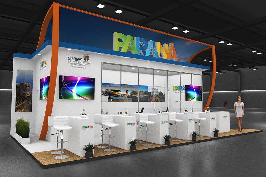 É considerado um dos mais importantes do setor e o Paraná estará presente com estande e profissionais para divulgar as ações do Estado
