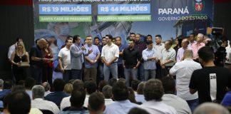Governador autorizou R$ 20,9 milhões destinados à compra de equipamentos e área para laboratório da Unidade Marumbi da Santa Casa de Paranavaí.