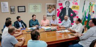 Projetos vão atender aos residenciais Interlagos, Orlando Bacarin, Jardim Curitiba e os distritos de Pirapó e Vila Reis. Foto: Edson Denobi