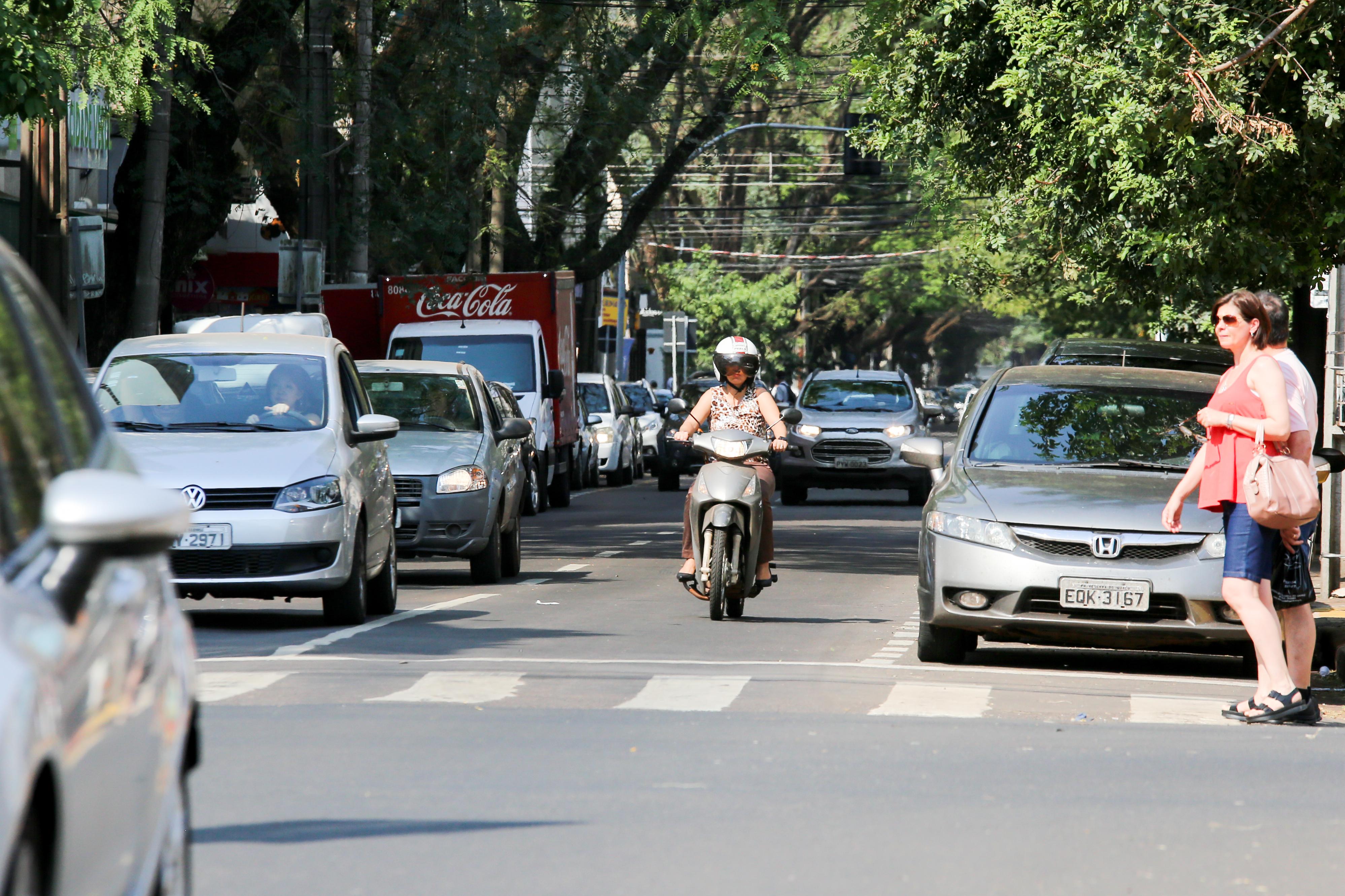 Motociclistas ainda são as maiores vítimas do trânsito. Foto: Aldemir de Moraes