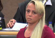 Adriana Ferreira Almeida foi condenada a 20 anos de prisão por ter sido a mandante da morte do marido, René Sena