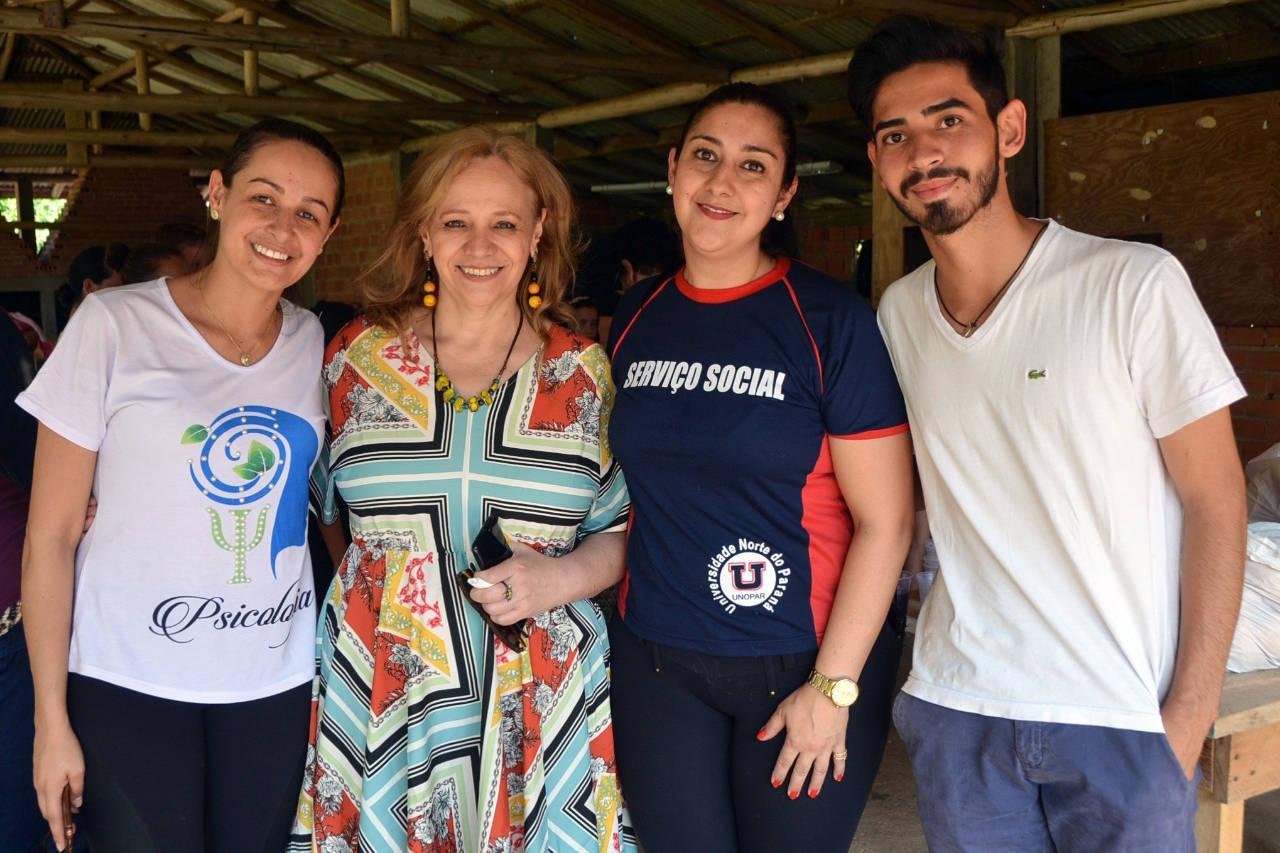 Coordenadora de Políticas para Mulheres do Governo do Estado, Goretti Bussolo, vai apresentar projetos que podem ser incorporados na estratégia do governo federal, inclusive com possibilidade de implementação de pilotos no Paraná.