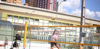 Os treinamentos ocorrem de terça a sexta, na Vila Olímpica. Foto: Aldemir de Moraes/PMM