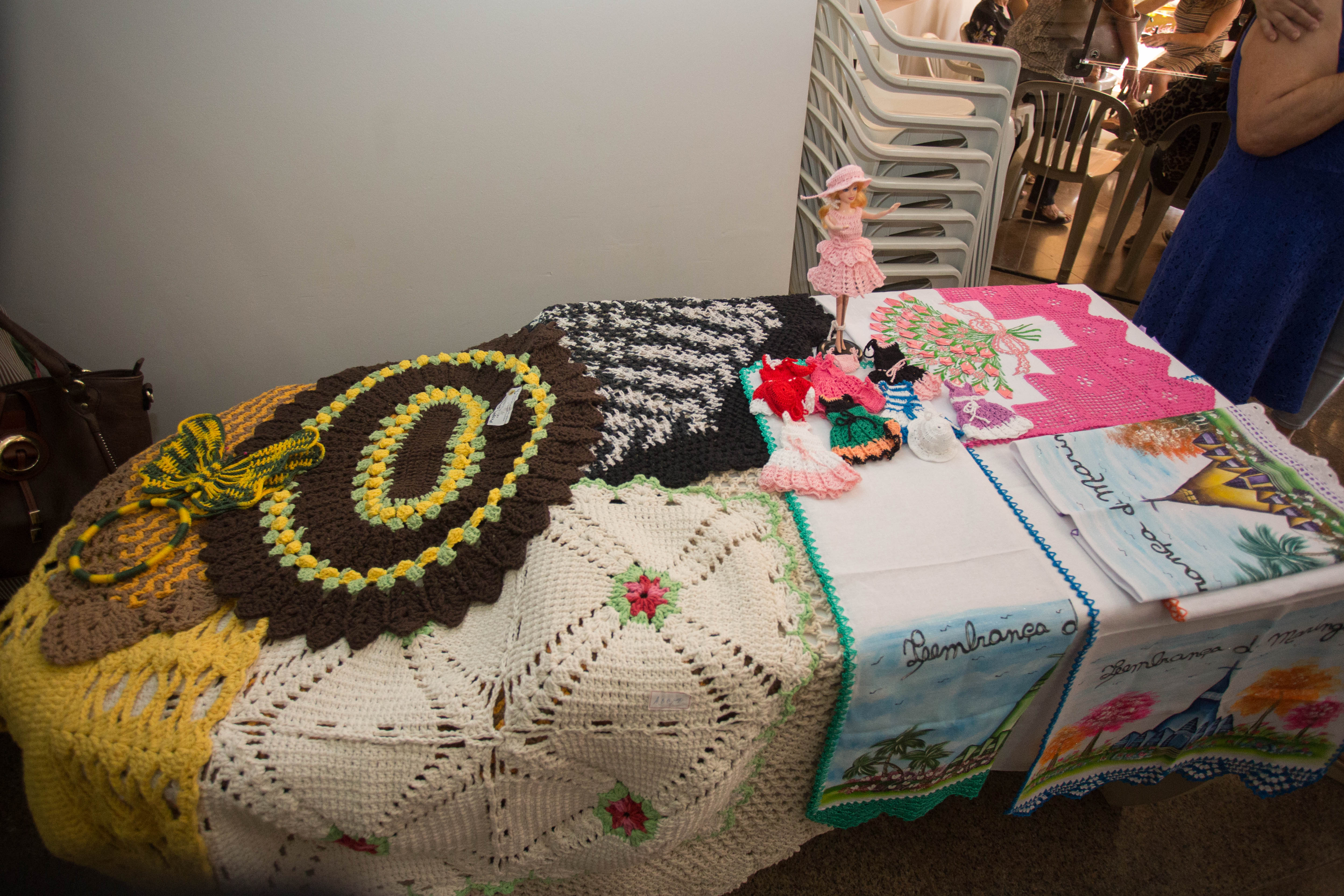 Os materiais usados pelos alunos são fornecidos gratuitamente. Foto: Vivian Silva/PMM