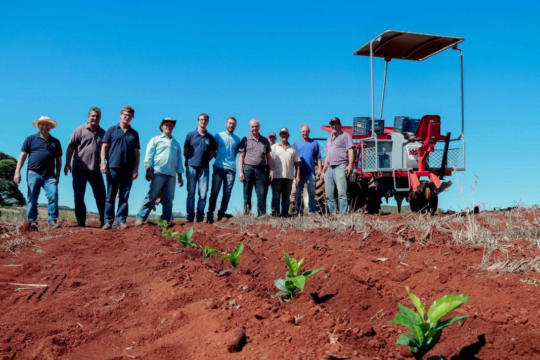 Associação dos Cafeicultores do Pirapó já começaram a utilizar o equipamento. Foto: Edson Denobi