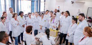 Autarquia Municipal de Saúde capacita profissionais da atenção básica para iniciar atendimento já a partir da próxima semana. Foto: PMA