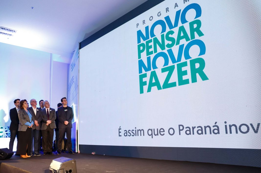 Na abertura, o governador Ratinho Junior sancionou lei que inclui a iniciativa no calendário de eventos oficiais do Paraná