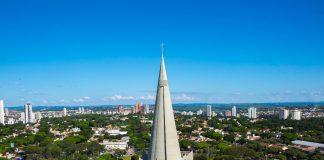 A Prefeitura de Maringá manterá os serviços essenciais no feriado. Foto: Eduardo Perenha