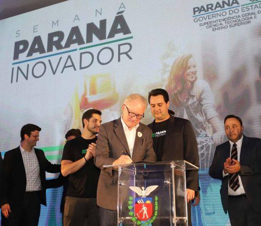Dos 1.851 projetos inscritos, 100 foram selecionados para receber até R$ 40 mil da Fundação Araucária, além do acompanhamento e suporte para o desenvolvimento do produto e modelo de negócio por um período de seis meses