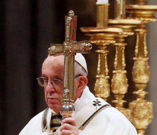 Papa Francisco aprovou intervenção na Associação Internacional dos Arautos do Evangelho. Arquivo/Alessandro Bianchi/Reuters/Direitos reservados