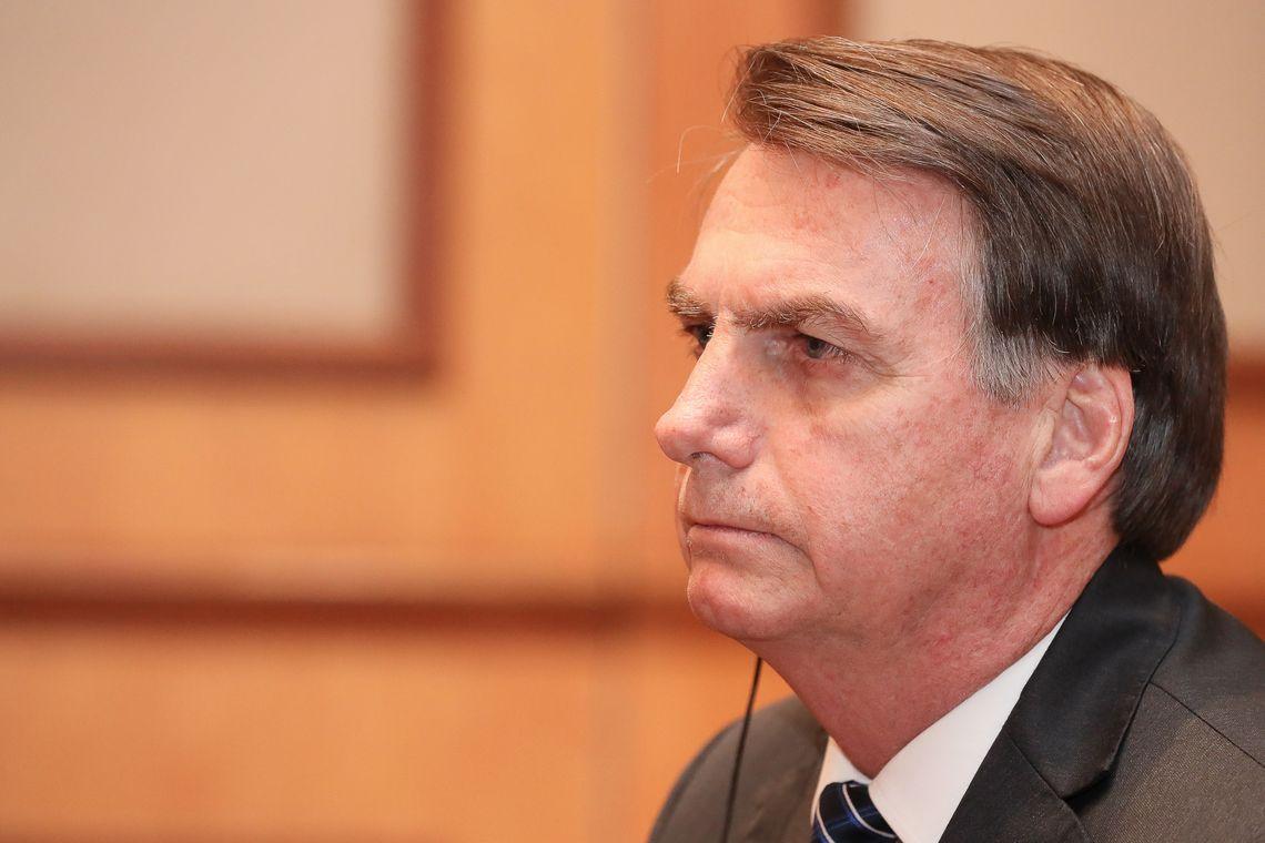 O presidente Jair Bolsonaro anunciou nesta terça-feira (12) a saída do PSL, partido pelo qual foi eleito, e a criação de outra legenda, a Aliança pelo Brasil.