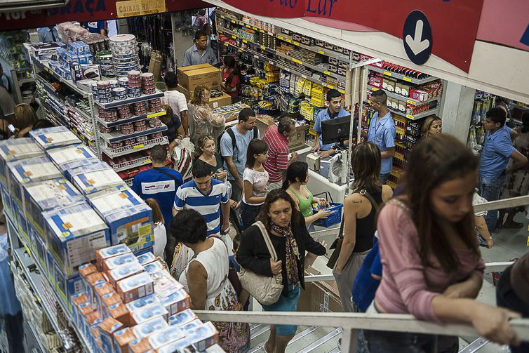 Projeção é da Associação Brasileira de Lojistas de Shoppings