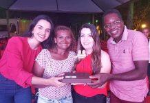 """O filme """"Melhor Idade. A vida após os 60"""" tem a participação de moradores de Paranavaí, com idade acima dos 60 anos. A mostra foi realizada na quarta (13)."""