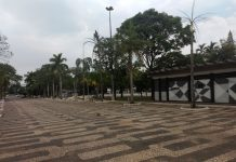 A interdição ocorrerá nos horários das duas feiras, que atualmente acontecem no corredor central da Praça e serão instaladas no estacionamento