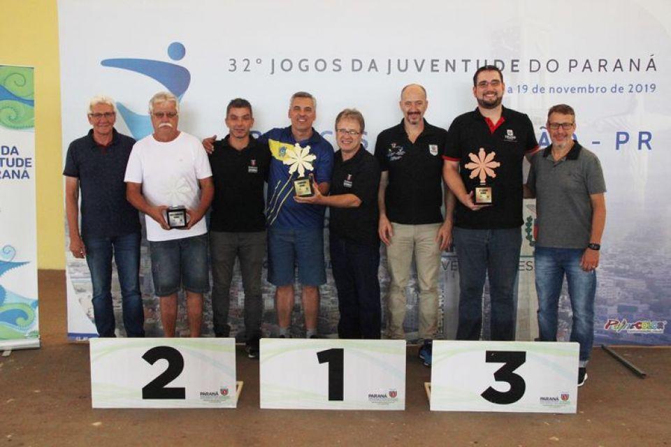 O acesso para a divisão A dos Jojup′s ocorreu com as equipes do xadrez masculino (segundo lugar) e feminino (segundo lugar), basquete feminino (terceiro lugar) e vôlei feminino (primeiro lugar).
