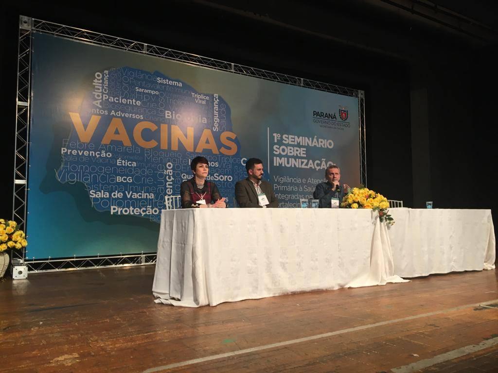 Meta é alcançar a cobertura vacinal preconizada pelo Ministério da Saúde que é de 95%.