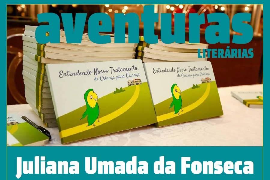 O projeto Aventuras Literárias da Biblioteca Pública do Paraná recebe nesta sexta-feira (08) a professora Juliana Umada da Fonseca, do Programa de Escolarização Hospitalar da Secretaria Municipal de Educação de Curitiba.