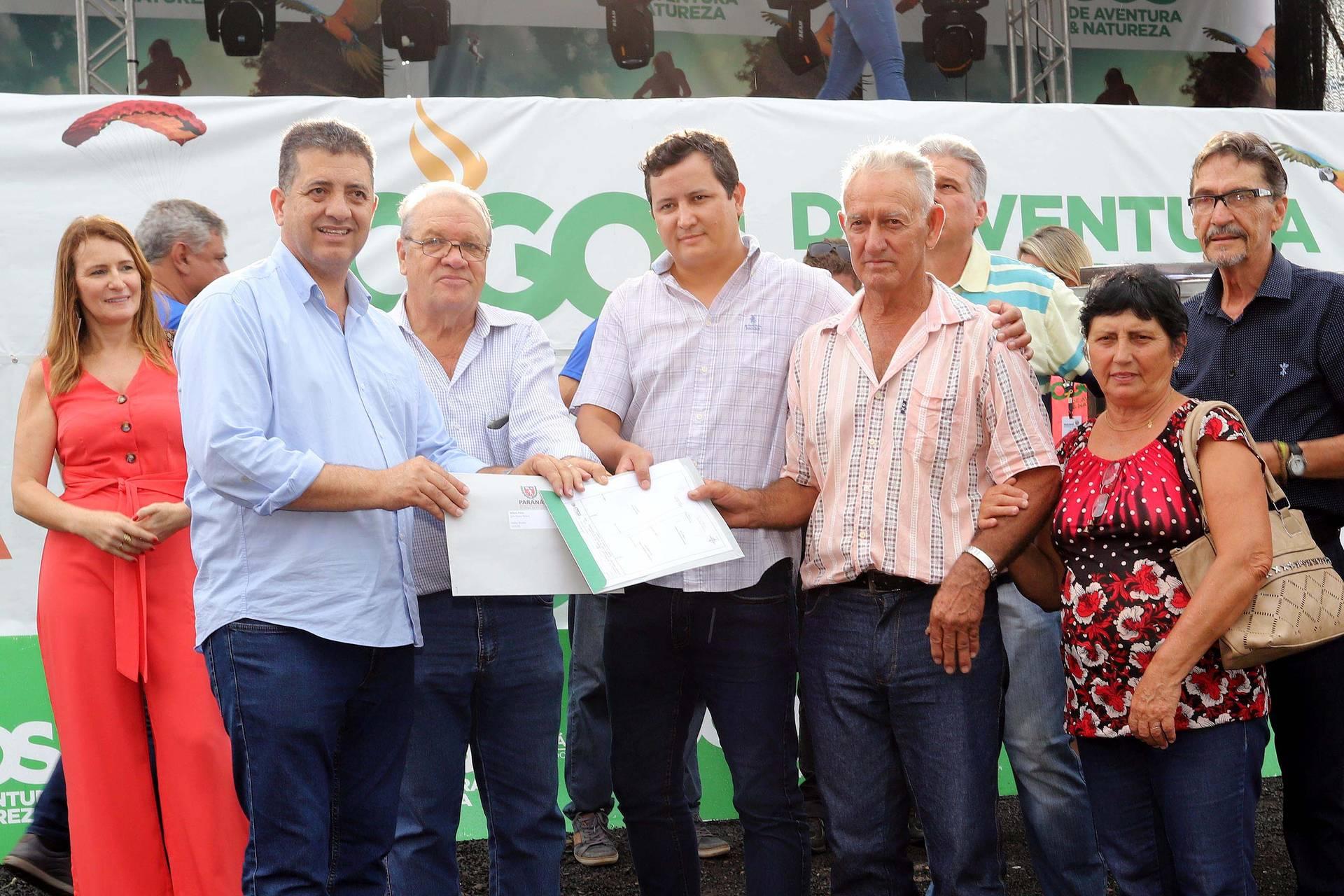 De acordo com o diretor-presidente do ITCG, Mozarte de Quadros, a medida traz um grande benefício aos agricultores familiares, que esperam há tempos uma solução para o problema de domínio da terra.
