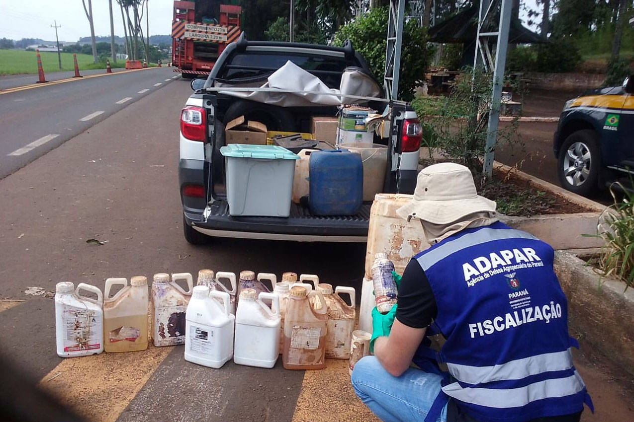 Houve nove prisões e aplicação de R$ 1 milhão em multas.