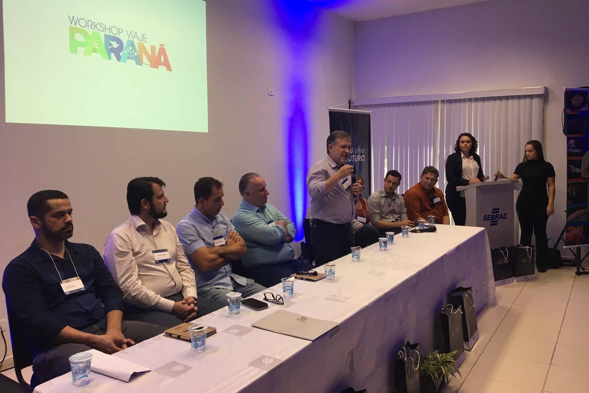 Evento importante do segmento será realizado nas 14 regiões turísticas do Paraná.