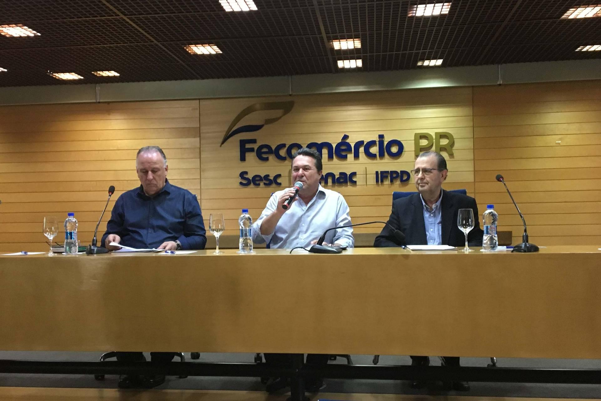 Cepatur realizou sua 78º reunião ordinária. Um grande avanço do ano do setor foi a concessão do Parque de Vila Velha.