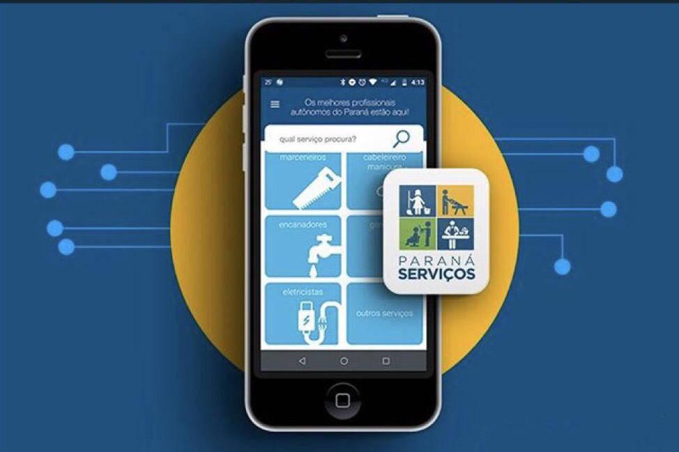 Ferramenta disponibiliza mais de 100 categorias de serviços autônomos cadastrados.