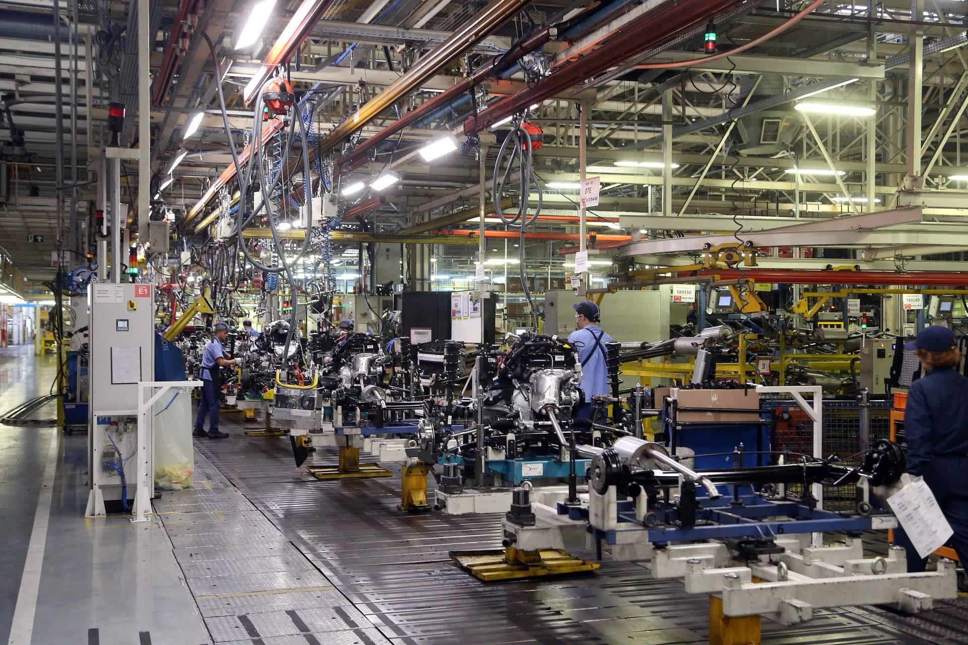 Estado manteve a trajetória de crescimento na produção industrial no acumulado do ano até setembro.