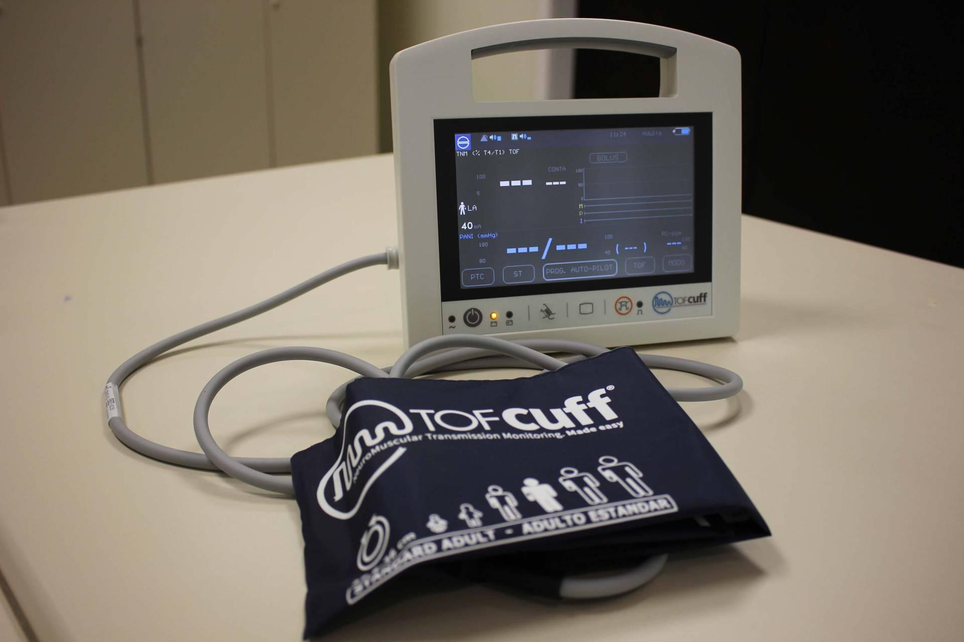 Empresa de Curitiba, fundada no início deste ano, receberá apoio no desenvolvimento do processo de fabricação de um monitor portátil, inédito no país, que será usado para monitorar o bloqueio neuromuscular de um paciente que for anestesiado.