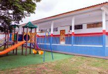 A Escola Municipal Professor Idalice Moreira Prates recebeu quase R$ 1 milhão em investimentos para a reforma de 1.266,97 m2 e ampliação de 460,72 m2