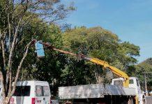 O contrato, que entra em vigor a partir de janeiro é válido por 12 meses, será acompanhado permanentemente pelos técnicos da Secretaria Municipal do Meio Ambiente