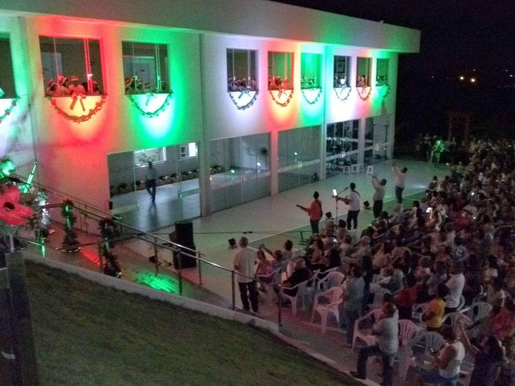 Segundo a Coordenação do CCI, a cantata foi uma iniciativa para despertar nas pessoas atendidas pelo Centro e seus familiares o verdadeiro sentido de Natal