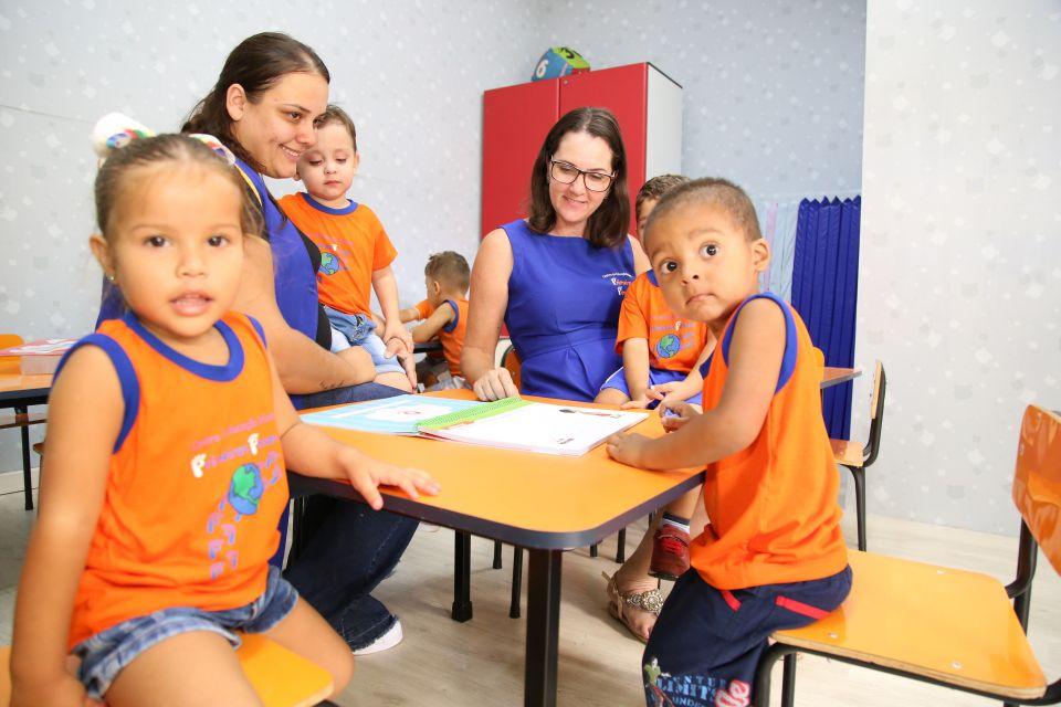 O objetivo é ampliar a oferta de vagas para crianças de 0 a 3 anos.