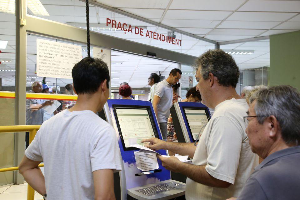 A prefeitura lançou cerca de R$ 248 milhões e pretende arrecadar R$ 100 milhões com o pagamento à vista, considerando a média do ano anterior onde mais de 50% dos contribuintes pagaram o IPTU com desconto à vista.