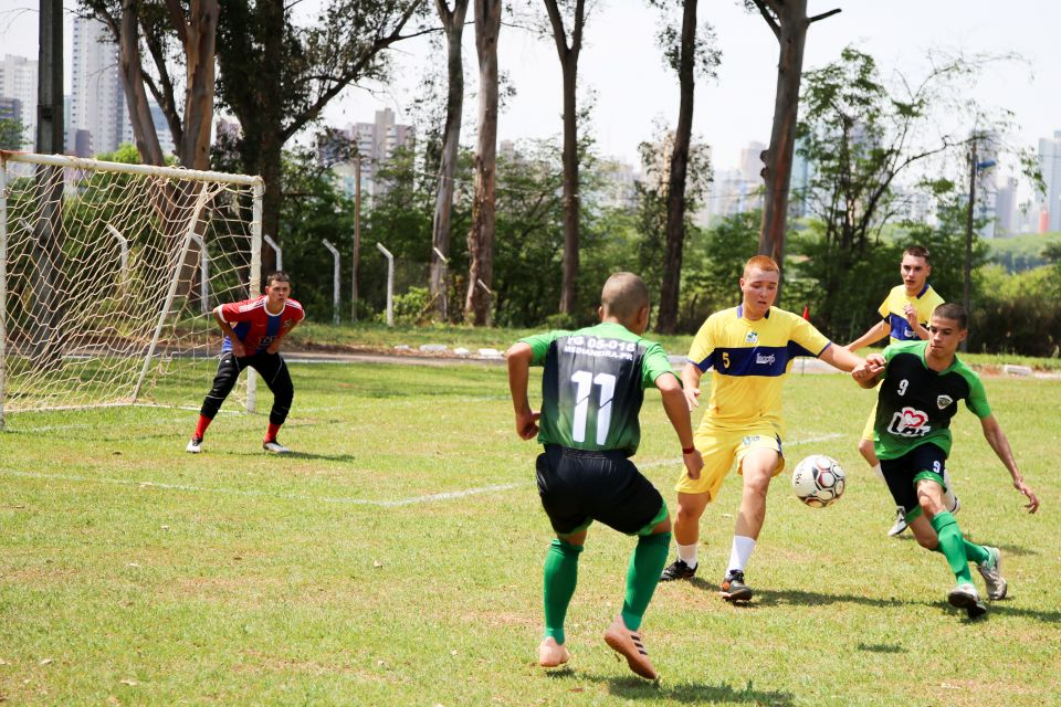 Depois de 22 dias de competições, os Jogos Abertos chegam ao fim neste domingo, 15, com as finais do futebol suíço, no Tiro de Guerra.
