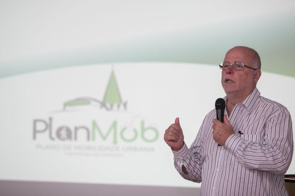 A Secretaria de Mobilidade Urbana de Maringá (Semob) realizou ontem, 3, à noite a primeira audiência pública do Plano de Mobilidade Urbana (PlanMob)