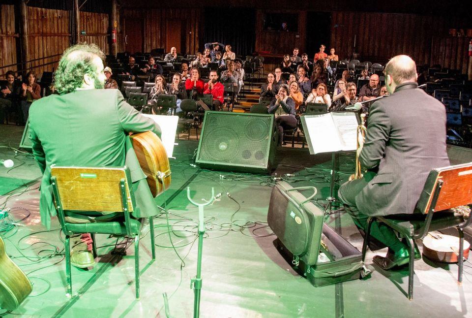 Espaços culturais receberão mais espetáculos em 2020