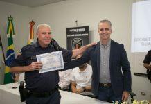 Dez agentes receberam certificado hoje